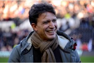 Stefano Eranio, ex centrocampista del Milan