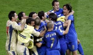 L'Italia Campione a Berlino