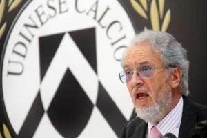 Giampaolo Pozzo, patron Udinese