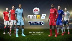 La copertina di FIFA 15