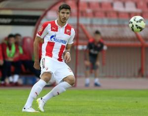 Marko Grujic, centrocampista della Stella Rossa