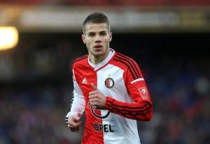 Bart Nieuwkoop, gioiello del Feyenoord