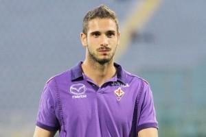 Luca Lezzerini, portiere della Fiorentina