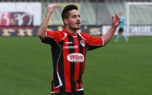 Vincenzo Sarno, attaccante del Foggia