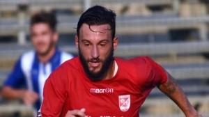 Manuel Nocciolini, attaccante del Forlì