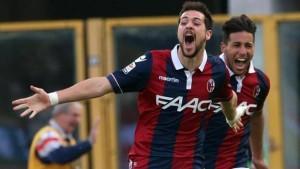 Mattia Destro, attaccante del Bologna