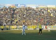 La curva dei tifosi del Parma