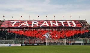 I tifosi del Taranto