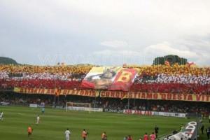 I tifosi del Benevento