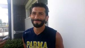 Cristian Longobardi, attaccante del Parma