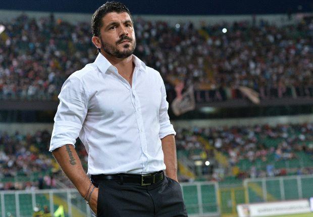 Gattuso scatenato contro la Lega Pro in conferenza stampa