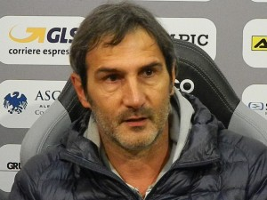 Il tecnico dell'Alessandria Angelo Gregucci (foto dalla rete)