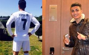 """Shanta """"Ronaldo"""" (foto dal web)"""