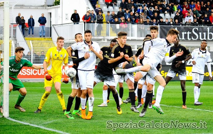 Il gol di Maggiore contro la Juventus