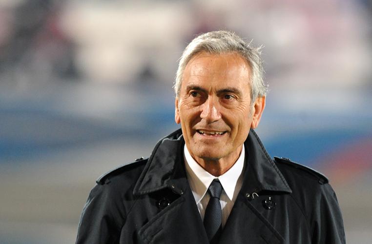 Gabriele Gravina, Presidente della Lega Pro