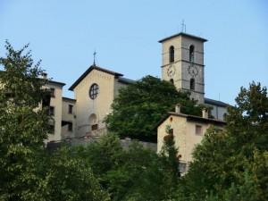 Il santuario di Castelmonte (foto dal web)