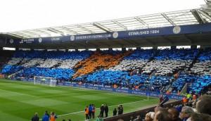 I tifosi del Leicester