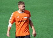 Fabio Bertoldi, attaccante del Bozner (foto: sportnews.bz)