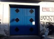 """La porta dello """"Stadio Piccirillo"""" di Santa Maria Capua Vetere"""