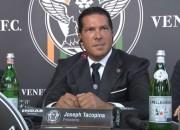 Joe Tacopina, presidente del Venezia