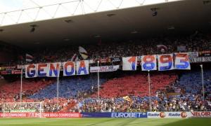 I tifosi del Genoa