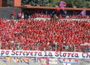 I tifosi de L'Aquila