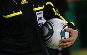 Eccellenza umbra: presidente blocca arbitri nello stadio