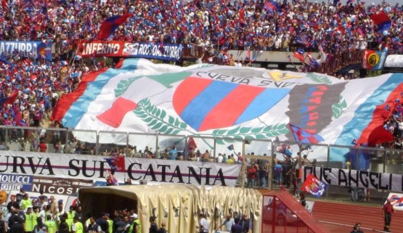 I tifosi del Catania