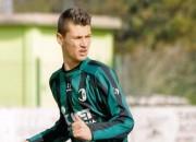 Lorenzo Borri con la maglia del Sangimignano (foto dalla rete)