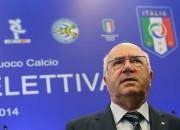 Carlo Tavecchio, presidente FIGC