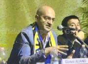 Gianni Aliano, presidente del Gravina