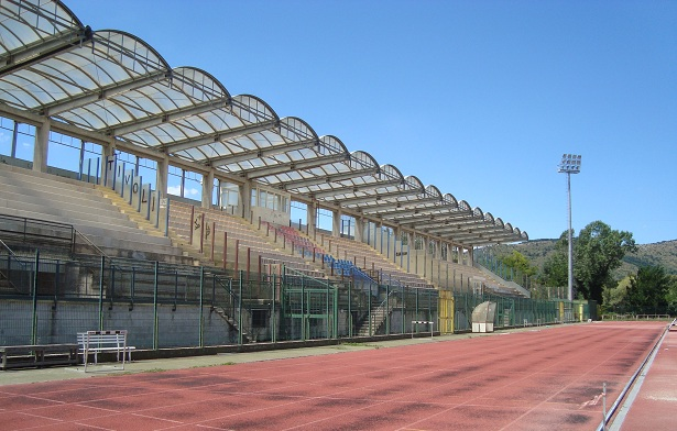 Stadio Olindo Galli di Tivoli
