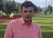 Il presidente della Paganese Raffaele Trapani
