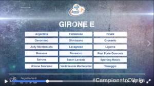 Serie D girone E