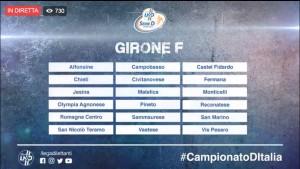 Serie D girone F