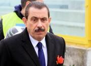 Il presidente del Catanzaro Giuseppe Cosentino