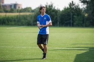 Pippo Inzaghi allenatore del Venezia