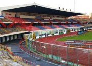 Lo Stadio Massimino di Catania