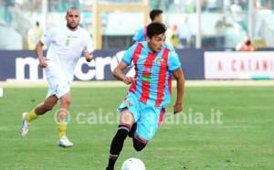L'attaccante Andrea Di Grazia