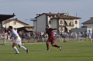 Bomber Moscardelli fa 2 gol...ma non bastano