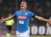 Milik attaccante del Napoli
