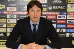 il direttore sportivo Lorenzo Minotti