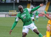 Benjamin Mokulu, attaccante dell'Avellino (foto: avellino-calcio.it)