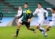 Ettore Gliozzi con la maglia del Sassuolo (foto dal web)