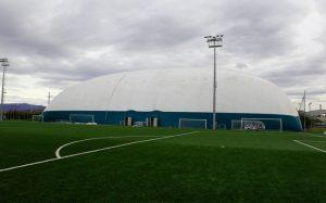 Il campo d'allenamento dell'Udinese (foto dal web)