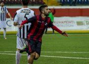 Nicola Russo, attaccante de L'Aquila (foto dalla rete)