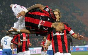 Boateng con la maglia del Milan (foto dal web)