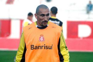 Pablo Guiñazú con la maglia dell'Internacional