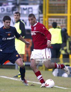 Jay Bothroyd contro la Roma