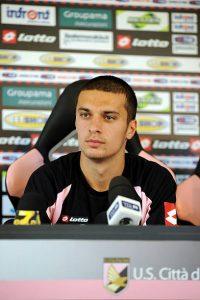 Cristian Melinte in conferenza stampa